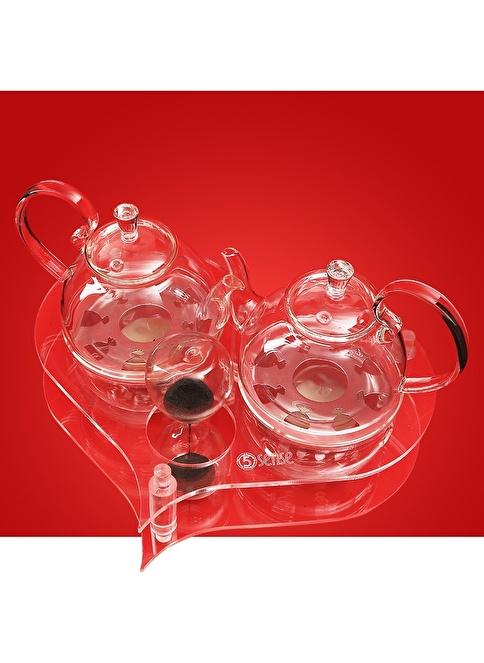 5 Sense Çay Aşkı Çay Demleme Seti Renksiz